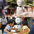 Dawn ver.β японские детишки без ума от робота-официанта, управляемого инвалидом
